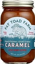 Fat Toad Farm, Sauce Goat Caramel Coffee Bean, 8 Ounce
