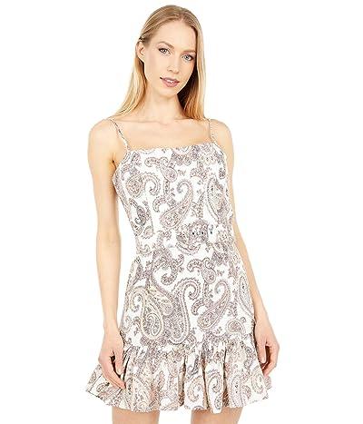 Bardot Paisley Linen Dress