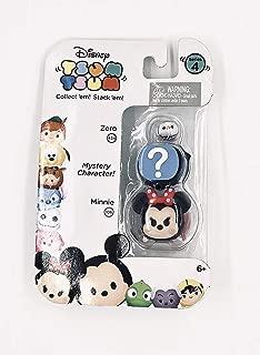 Disney Tsum Tsum Series 4 Zero & Minnie 1