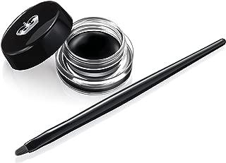 Rimmel Scandaleyes Waterproof Gel Eyeliner, Black, 0.085 oz