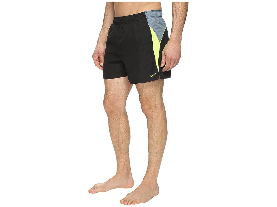 Nike Swift 4 Volley Shorts (Black) Men