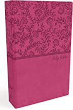 NKJV, Value Thinline Bible, Leathersoft, Pink, Red Letter Edition, Comfort Print: Holy Bible, New King James Version