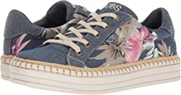 BOBS from SKECHERS - Triple Decker - Tropical Mist