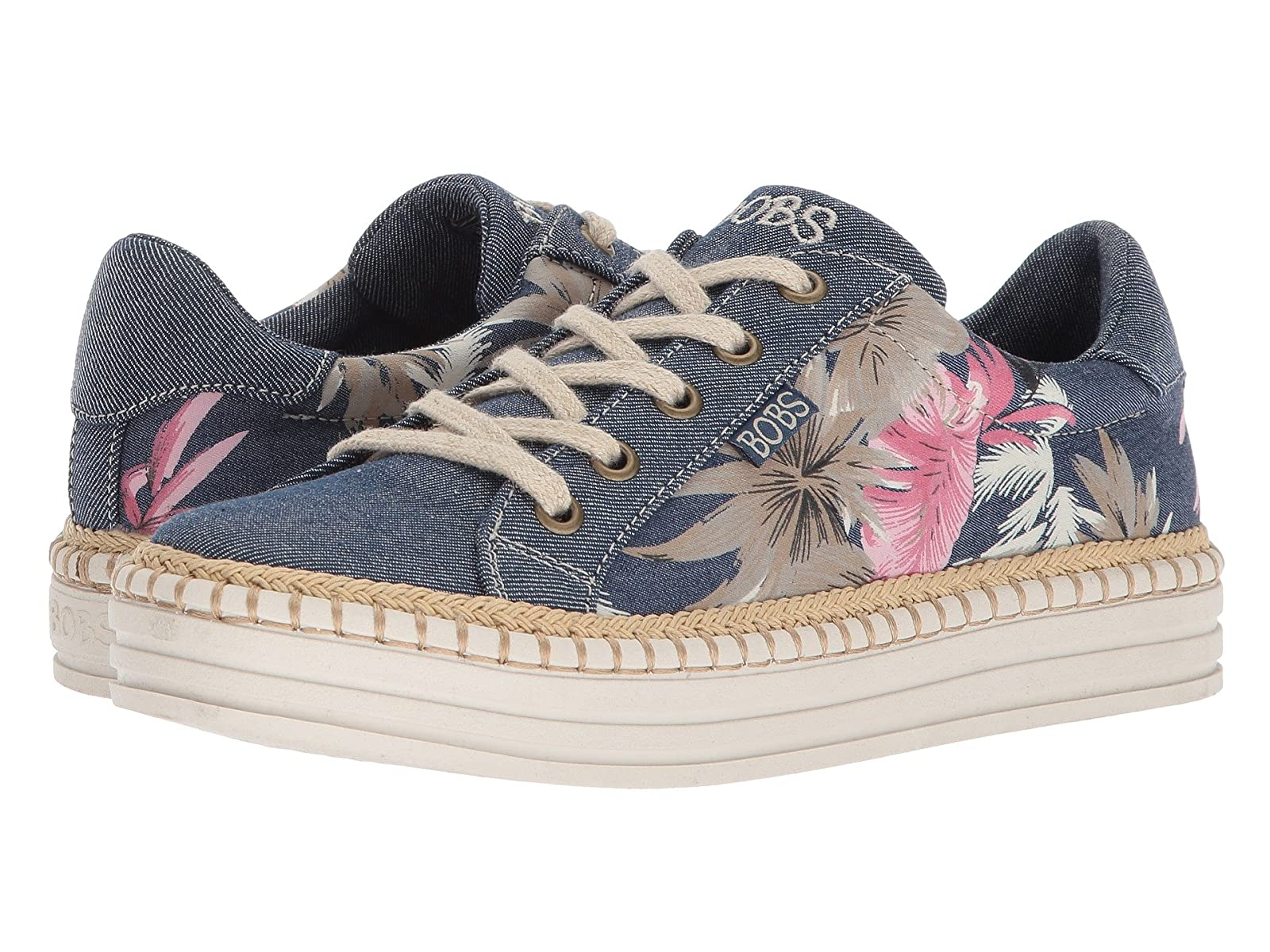 BOBS from SKECHERS Triple Decker - Tropical MistCheap and distinctive eye-catching shoes