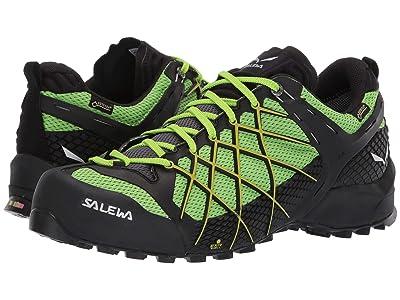 SALEWA Wildfire GTX (Black Out/Fluo Yellow) Men