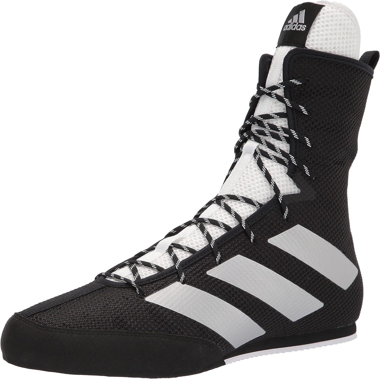 Spasm Sales for sale price adidas Unisex-Adult Box Hog Sneaker 3
