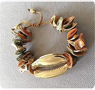 Shell Bracelets for Women Gift bijoux Jewelry Bohemian Boho Bracelets,Small Shell Bracelet