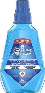Crest Pro-Health Multi-Protection Alcohol Free Mouthwash, Clean Mint, 1.5 L
