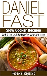quick easy daniel fast meals