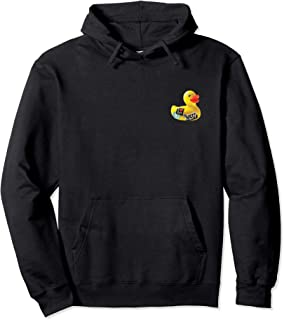 Rubber Duck Pullover Hoodie