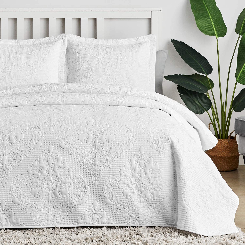 Hansleep OFFicial mail order Quilt Set Lightweight Comforter Bed Decor Coverlet Our shop most popular