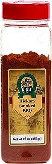 International Spice Premium Gourmet Spices- HICKORY SMOKED BBQ SEASONING: 16 oz