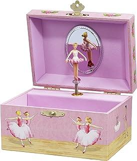 Ballet Friends Music Box Ballerinas