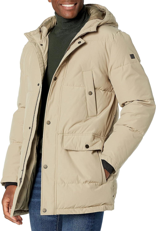 Dockers Men's Arctic Cloth Heavyweight Parka