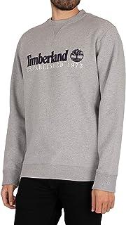 Timberland Men's Established 1973 Sweatshirt, Grey