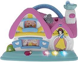 Disney Baby Chicco - Cabaña Musical con Blancanieves y los 7 enanitos (00007599000000)