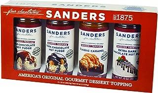 sanders hot fudge detroit