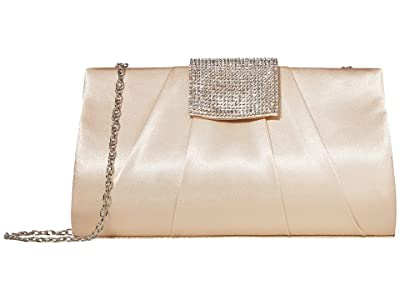 Jessica McClintock Elina (Champagne) Handbags