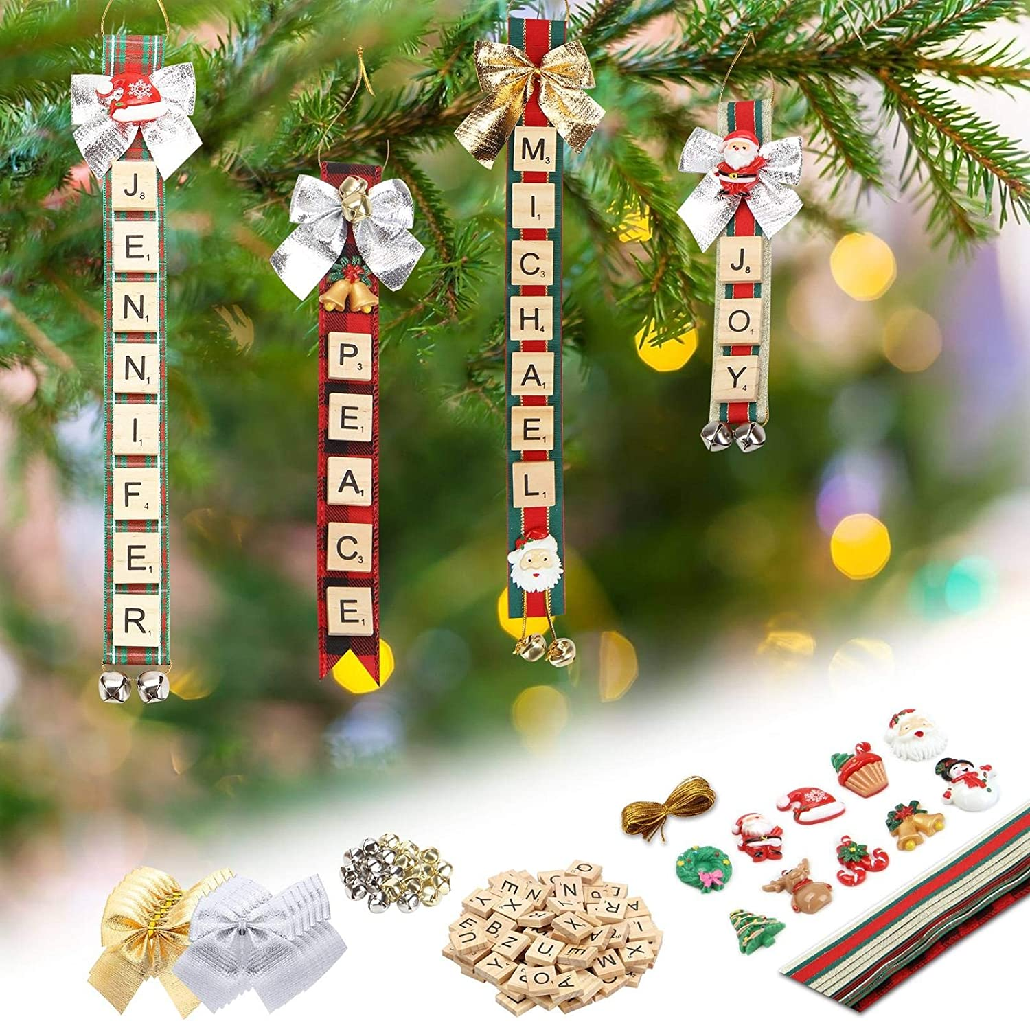 Max 58% OFF Christmas Ornaments Tree Decorations for Crafts Gir Personalized Quality inspection