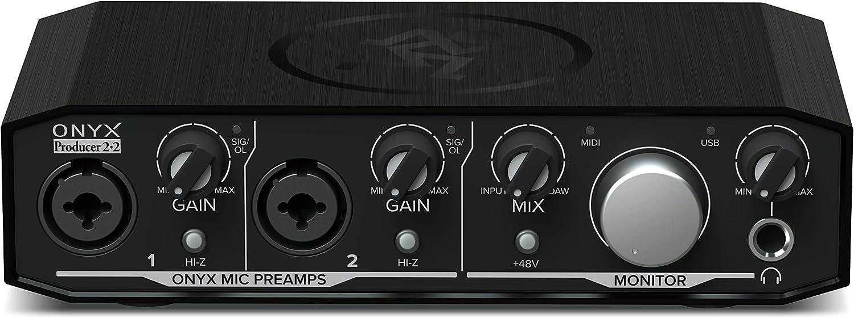 Mackie Audio Interface Onyx USB Producer 2X2 shipfree Over item handling wi