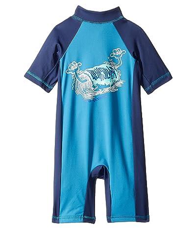 Quiksilver Kids Spring Wetsuit (Toddler/Little Kids) (Medieval Blue) Boy