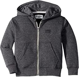 All Day Zip Hoodie (Big Kids)