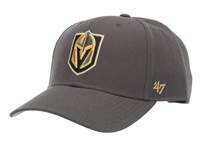 Vegas Golden Knights MVP Wool Charcoal
