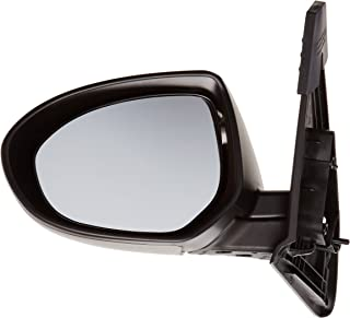 OE Replacement Mazda Mazda3 Driver Side Mirror Outside Rear View (Partslink Number MA1320162)
