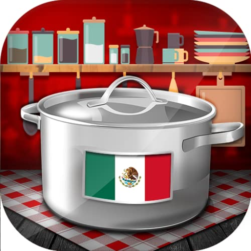 Mexican Food: Free Cooking Recipes, Tacos MX to Cook to for Free on the Phone and Tablet