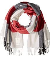 rag & bone - Buffalo Plaid Scarf