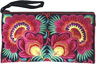 Best mexican embroidered clutch Reviews