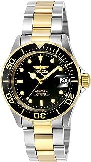 Invicta- Reloj automático 8927, para hombre, de acero inoxidable