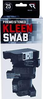Read Right KleenSwab Printer Cleaner Swabs, 25 Swabs per Box (RR1245)