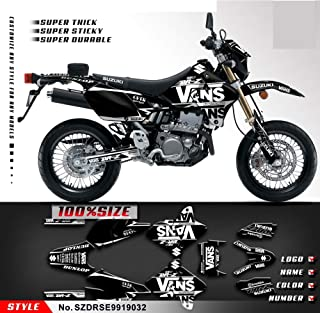 drz400sm graphics kit