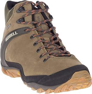 Men's Chameleon 8 Leather Mid Waterproof Hiking Boot