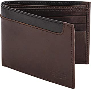 Police Brown Mixed For Men - Bifold Wallets, Brown