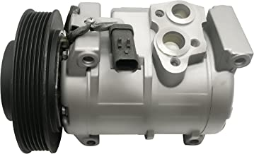 RYC Remanufactured AC Compressor and A/C Clutch GG301
