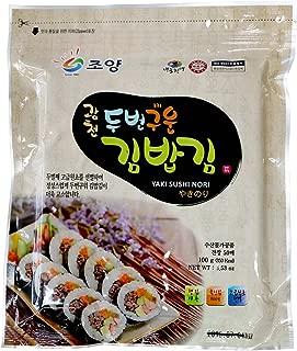 big sheet seaweed ingredients