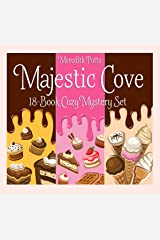 Majestic Cove 18-Book Cozy Mystery Set Kindle Edition