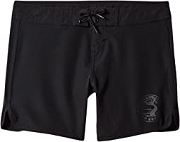 "Sol Searchers 5"" Boardshorts (Little Kids/Big Kids)"