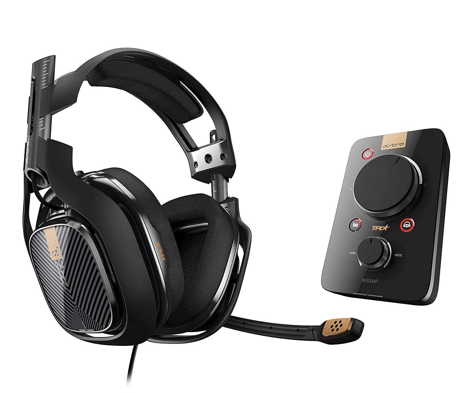 How to hook up astro a40 to pc without mixamp