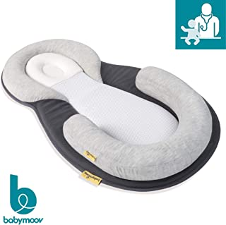 Babymoov Cosydream Premium Newborn Lounger | Ultra-Comfortable Osteopath Designed Nest for Babies (Safest Infant Co Sleeper)