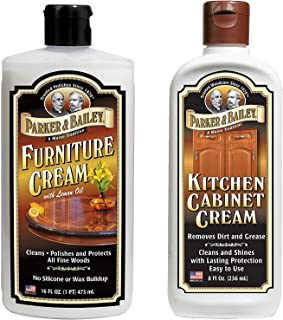 Parker and Bailey Bundle- Furniture Cream & Kitchen Cabinet Cream