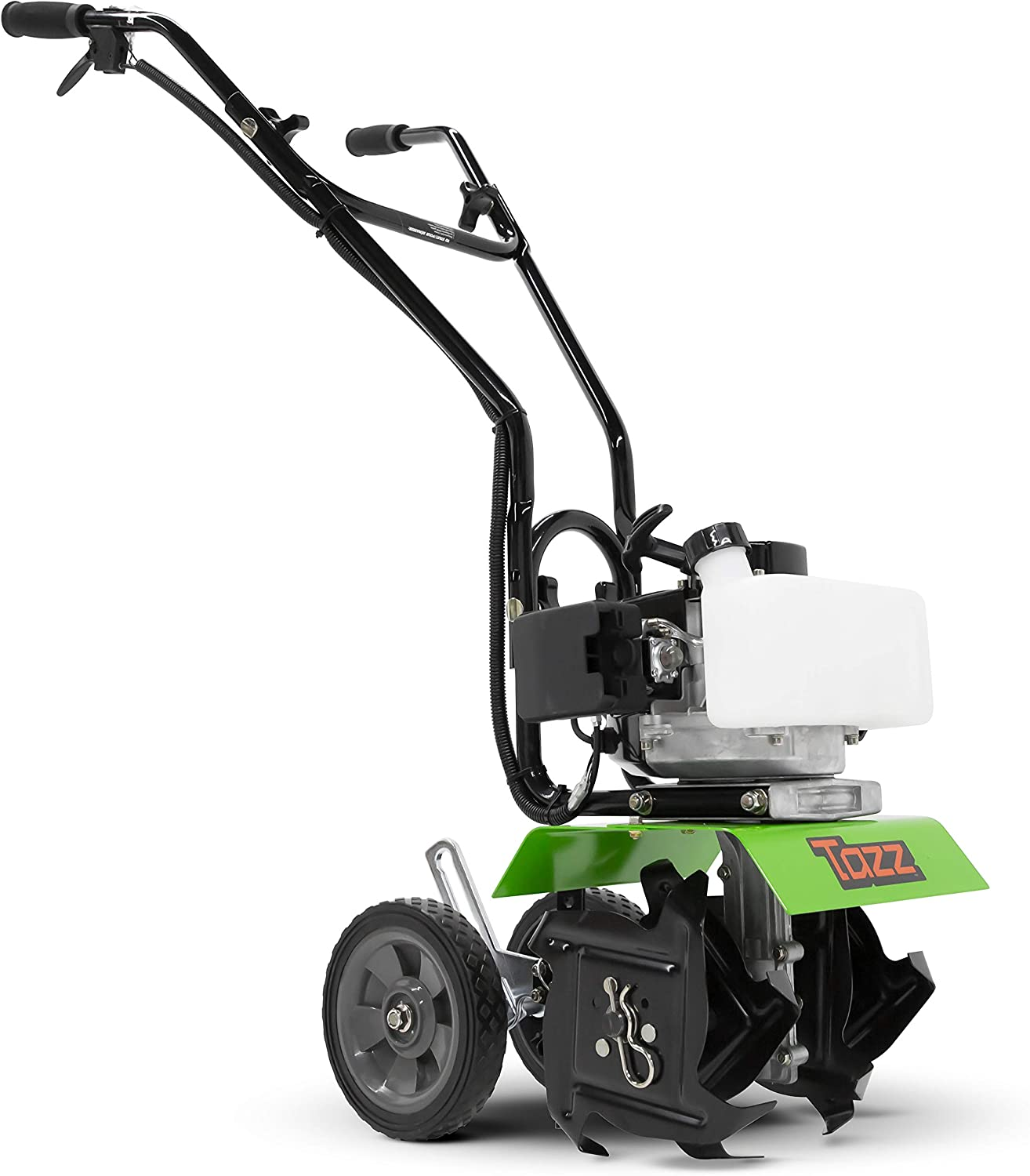 TAZZ 35351 Garden Cultivator 33cc Max Beauty products 82% OFF Dr Viper 2-Cycle Gear Engine