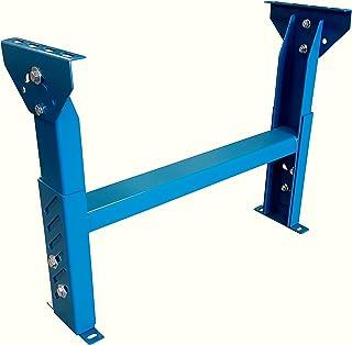 "Conveyor Support Legs | Suits 24"" Wide conveyors | Adjustable Height 20-26"""