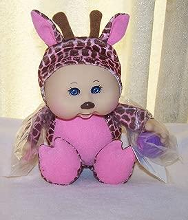 Cabbage Patch Kids Cuties: Born To Be Wild Cuties Giraffe Doll
