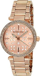 Michael Kors Women's Quartz Watch, Analog Display and Stainless Steel Strap MK6470