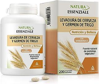 Levadura de Cerveza y Germen de Trigo - 200 Comprimidos