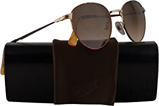 9945102c91a1 Persol PO2445S Sunglasses Havana Gold w/Brown Gradient Lens 52mm 107551 PO  2445-S