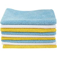 Deals on 24 Pack Amazon Basics Microfiber Cleaning Cloths